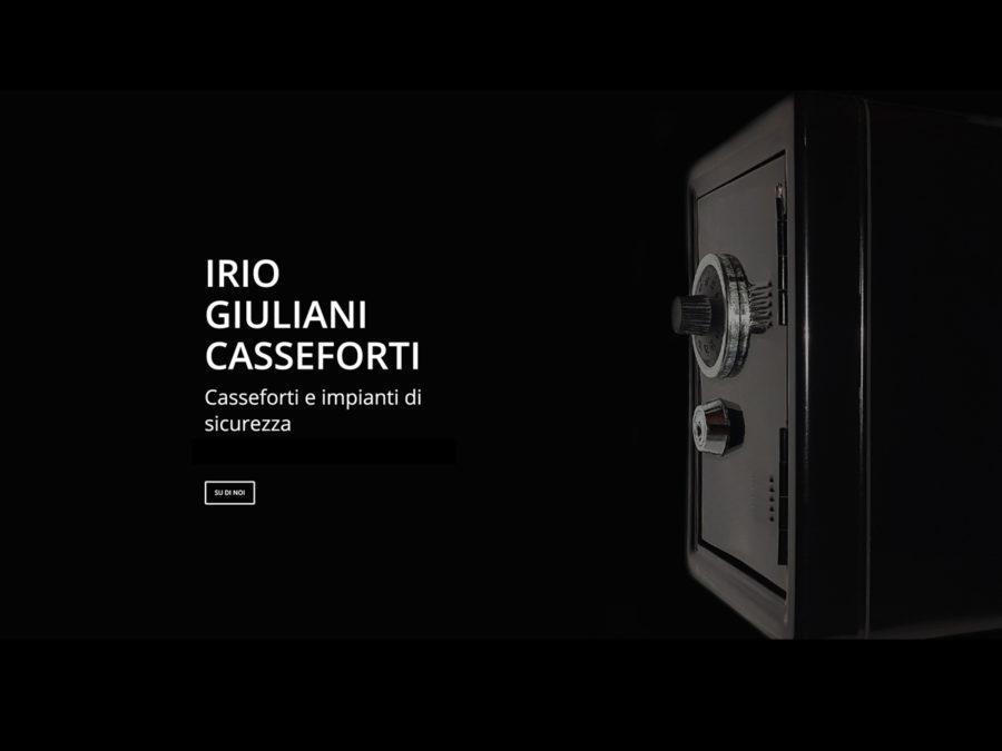 Irio Giuliani Casseforti